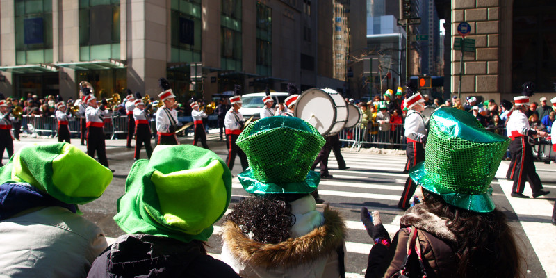Top 10 St. Patrick's Day Celebrations From Around the World