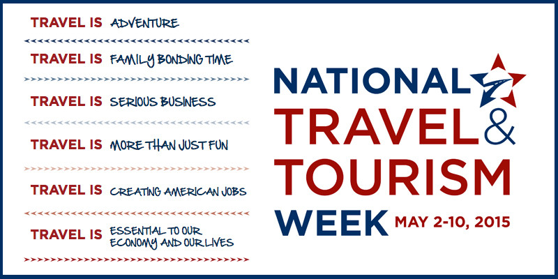 National Travel and Tourism Week 2015