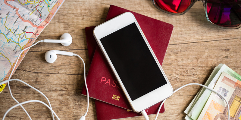 Traveling Abroad? Make Sure Your Phone is Prepped and Ready for Departure