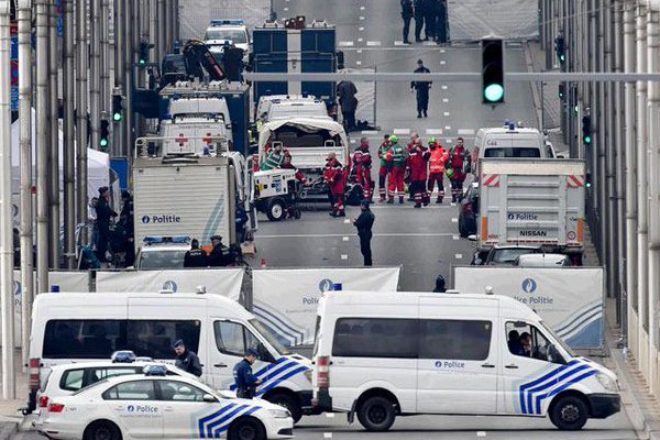 Travel Alert: Brussels Attacks